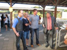 Martin Burkert kann die Sorgen der SPD Bad Neustadt gut nachvollziehen