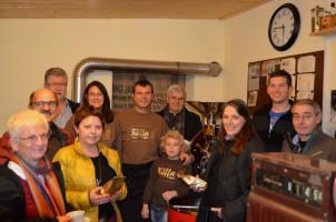Schonend gerösteter Kaffee aus Bad Neustadt ist wichtig für die Politik