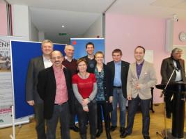 Die SPD Bad Neustadt auf dem Bezirksparteitag der Unterfranken SPD in Bad Kissingen